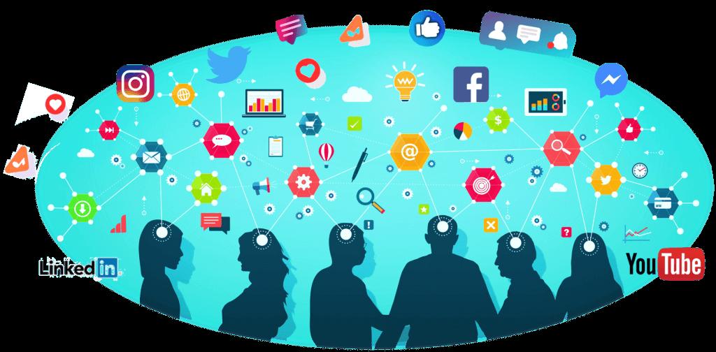 AI chatbots. social media marketing, SEO & Web Development services